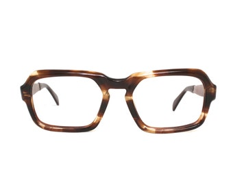 1960s Mens Tortoise Mod Optical Frames Metal combo/Thick Frames Most Excellent /Rh 277