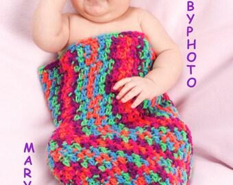 Little Girl Baby Mermaid, Photo prop Little Mermaid, Photography New Baby Gift, Photo shoot Mermaid Wrap, GIFT Baby Shower Mermaid Blanket