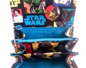 Smartphone Wallet Cellphone Wallet Star Wars Darth Vader NCW Wallet