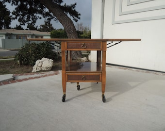 MID CENTURY MODERN Bar Cart or Server (Los Angeles)