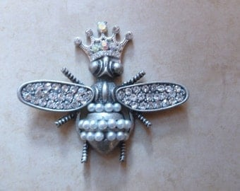 Queen Bee with Attitude - Magnet