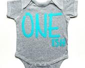 Birthday Shirt, Custom Onesie, First Birthday Outfit, Baby Gift, Birthday Present, Custom Color, Baby Creeper, 1st Birthday Onesie