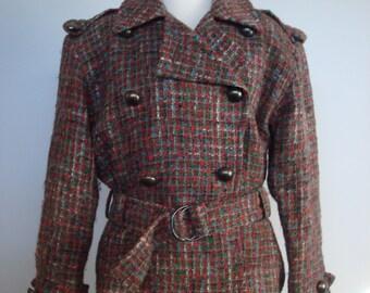 Vintage Yves Saint Laurent Coat