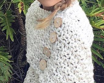 Chunky Scarf Crochet Pattern, Scarf Pattern, Women's Scarf Crochet Pattern, Girl Scarf Crochet Pattern, Neck Warmer Crochet Pattern, Crochet