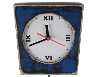 Unique wooden clocks boxes chests and more by clockwoodstudio - Pendule decorative murale ...