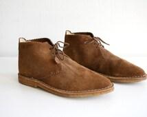 Gum Sole Leather Shoes 8