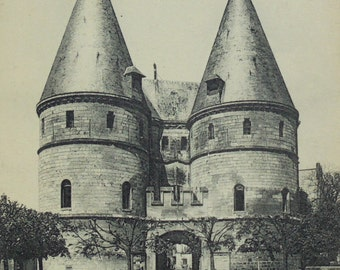 French Unused Postcard - Palais de Justice, Beauvais, France