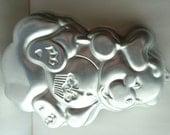 1983 Care Bears Wilton Cake Mold Pan