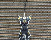 Umbreon Dangling Tail Keychain