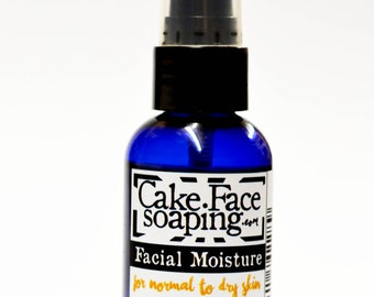 2 oz. Natural Facial Moisturizer with vitamin E
