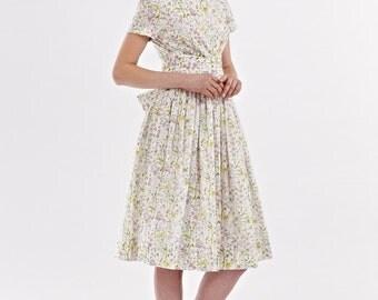 Cotton wedding dress – Etsy
