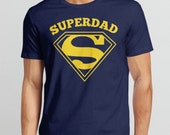 Super Dad Shirt | Dad Gift for Father, Gift for Dad T-Shirt, Gift for Husband Tshirt, Superdad Shirt, Superhero Dad, New Dad Gift for Him