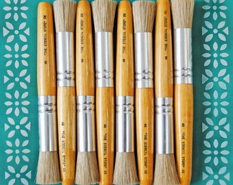 Stencil Brush-size 8