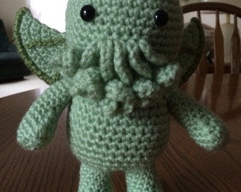 Crochet Cthulhu, Made to Order