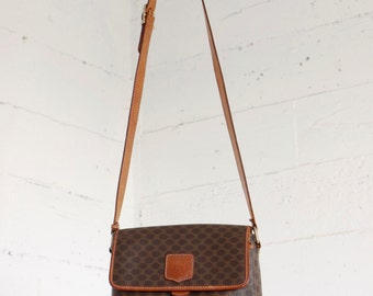 celine burgundy luggage - Vintage celine bag �C Etsy