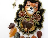Woodland Fox Necklace SALE