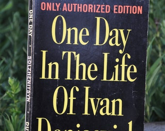 an analysis of alexander solzhenitsyns novel one day in the life of ivan denisovich The best study guide to one day in the life of ivan denisovich on the planet, from   get the summaries, analysis, and quotes you need  like ivan denisovich  shukhov, the novel's protagonist, solzhenitsyn was a soldier in.