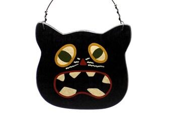Black Cat, Black Cat Finds, Black Cat Trends, Black Cat Ornament, Black Cat Decor, Halloween Finds, Halloween Trends, Halloween Ornament