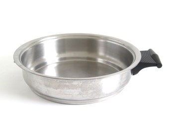 "Rena Ware Skillet Waterless Cookware (As-is) 7 1/4"""