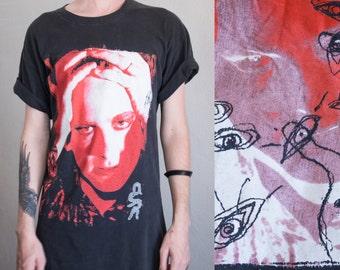 The Cure 1992 tour tshirt - XL