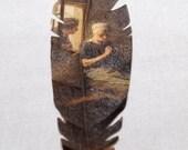 Feather 'Vissersvrijage'