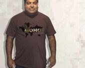 MOHO Geology T-Shirt - Brown