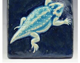 Horned Lizard Tile