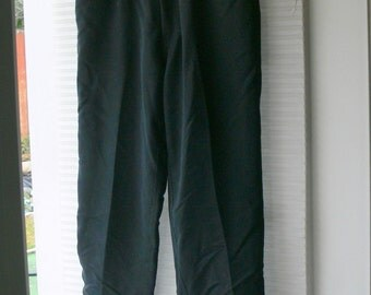 h and h black jeans pants  36x29
