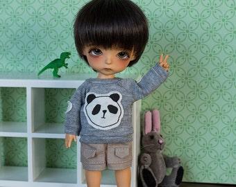Mr. PANDA Sweater for PukiFee / Lati-Y