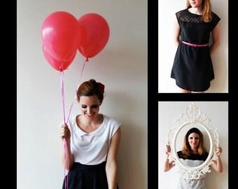 Bridget Sewing Pattern and Tutorial - Peter Pan Pixie Dress