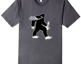 Yeti pipe etsy for How to copyright t shirt designs