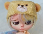 Blythe Hat Bear Helmet