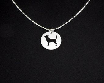 Chihuahua Necklace - A - Chihuahua Jewelry - Chihuahua Gift