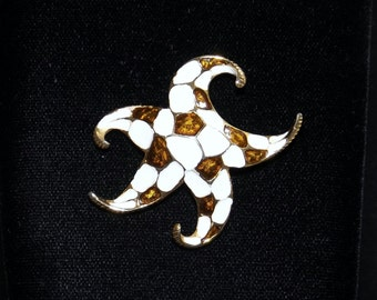 MARCEL BOUCHER Starfish Brooch