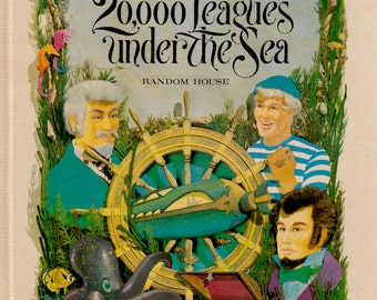 20,000 Leagues Under the Sea (A Pop-up Classic)