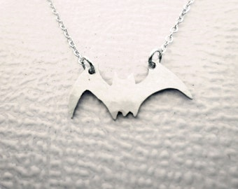 #4 Bat Necklace Design