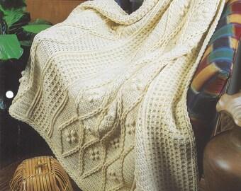 Free Crochet Patterns Fisherman Afghan : Crochet fisherman Etsy