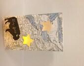 Buffalove Luminaries, Buffalo Luminary Bags, Buffalo NY Map, Buffalo Wedding, Buffalo Gift, Buffalo Map, City of Buffalo, Buffalo Art