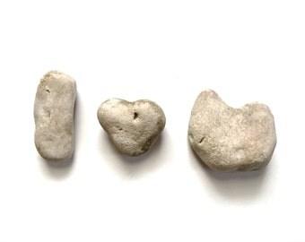 I HeartYouRocks,I LoveYouStones,HeartShapedRock,NaturalStone,TexasLimestone,TumbledStones,CreekStones,RiverRocks,LoveRock,MadeByMotherNature