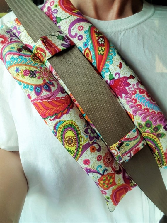 Port Pillow Breast Cancer Survivor Gift Seat Belt Pillow