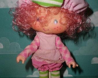 Strawberry Shortcake Vintage Doll Raspberry Tart Dressed WOW