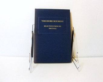 Scarce Book Theodore Rousseau from his Writings 1979 1 of a 1000 Printed in His Memory