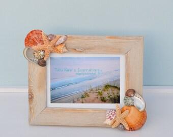Nautical Beach Frame 5x7