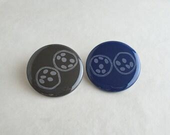 Volvox Button