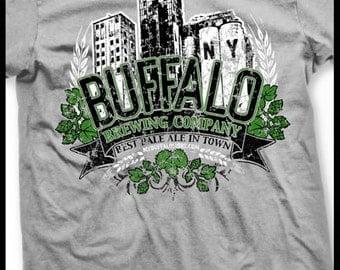 Buffalo Brewing t-shirt