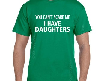 Funny Dad Gifts Dad Shirt Daughter to Father Gift Christmas Gifts Gifts for Dad Gifts for Husband Personalized Mens Funny Tshirts Daughters