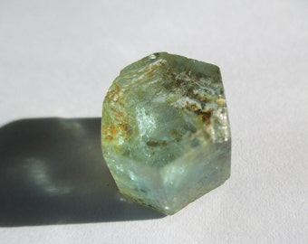 Natural Aquamarine Crystal 15.33ct