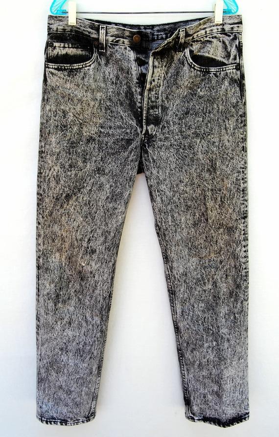 Mens Jeans Light Wash