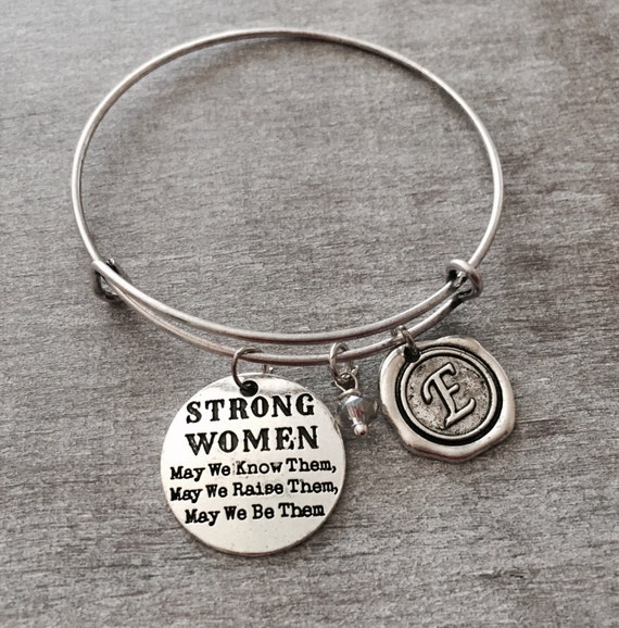 Strong Women Silver Charm Bracelet Strong By Sajolie On Etsy. Law Enforcement Bracelet. Marquise Cut Engagement Rings. Beads Design. Channel Set Rings. Silver Hinged Bangle. Black Sapphire Stud Earrings. Alex And Ani Bangle Bracelets. Medieval Wedding Rings