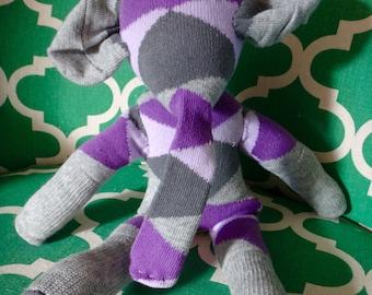Bertha the Sock Elephant